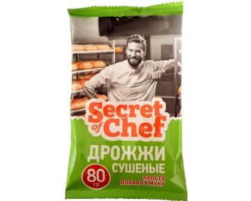 Дрожжи суш Secret of Chef 80гр