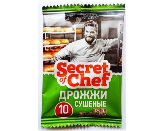 Купить Дрожжи суш Secret of Chef 10гр