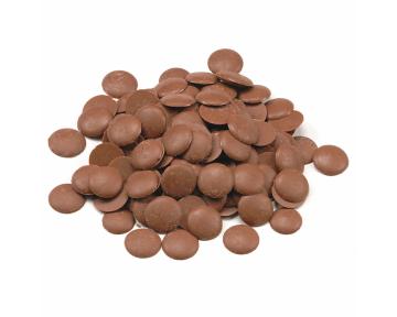 Монетки молочный шоколад  34%